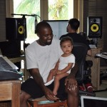 "Because Kanye will take her to the recording studio on ""Bring Your Daughter To Work"" day. (Photo: Instagram)"