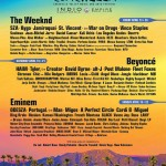 Learn more about the official lineup of this year's edition on the official site of Coachella. (Photo: Twitter)