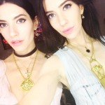 "Jessica has a twin sister, Lisa Marie, the second member of ""The Veronicas"". (Photo: Instagram)"