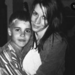 """Justin Bieber proved he's still a momma's boy as he shared a throwback photo of himself with his mom with the caption """"Your boy."""" (Photo: Instagram)"""
