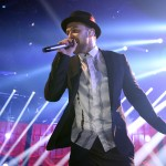 "Justin Timberlake announces promotional tour for his album ""Man of the Woods."" (Photo: WENN)"