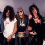 """Knockin' On Heaven's Door"" by Guns N' Roses— This one was originally a Bob Dylan tune! But Axl Rose's wild, keening version of the track is definitely the better known one. (Photo: Release)"