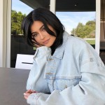 Kylie Jenner is also expecting her first baby, a girl, although the news is yet to be confirmed. (Photo: Instagram)
