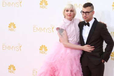 "Jack Antonoff Is Already ""Seeing Someone Else"" Just Days After Lena Dunham Split"