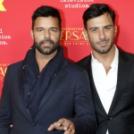 Ricky Martin is officially off the market and our hearts ache. See it for yourself. (Photo: WENN)