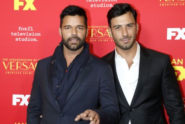 Twitter Is In Shatters After Learning That Ricky Martin Secretly Married Jwan Yosef
