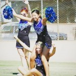 Blake Lively used Thursday as an excuse to remember her days as a high school cheerleader—although it doesn't seem like she was a very good one! (Photo: Instagram)