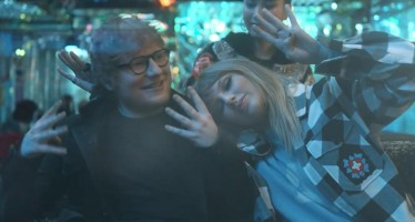 """Taylor Swift Parties With Ed Sheeran In New """"End Game"""" Music Video And Twitter Is Understandably Losing Its Collective Mind"""