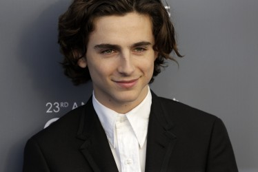 Timothée Chalamet Is Donating His Entire Salary From His Work In Woody Allen's New Film
