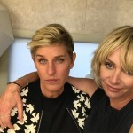 """We don't really need to make it work. We just found the right person. It's corny, but she's my soul mate. She's my everything to me and I don't know what I'd do without her,"" Ellen DeGeneres said of wife Poria De Rossi. (Photo: Instagram)"