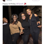 Tue black girl magic! (Photo: Twitter)