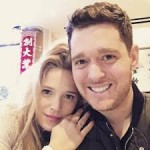 """You're my wife, you just don't know it yet,"" Michael Bublé recalls saying to his wife Luisana Lopilato when he first met het. (Photo: Instagram)"