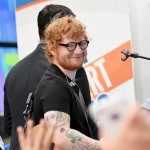 "Ed Sheeran is nominated for Song of the Year for ""Shape of You"". (Photo: WENN)"
