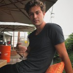 Francisco Lachowski—This Brazilian sensation has worked on high-profile campaigns like Balmain and Tommy Hilfiger. His hypnotizing blue steel stare has gained him 1.9 million followers on IG. (Photo: Instagram)