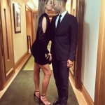 John Legend and Chrissy Teigen looking forward to the new year! (Photo: Instagram)