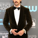 Milo Ventimiglia at the red carpet of the 2018 Annual Critic's Choice Awards. (Photo: WENN)
