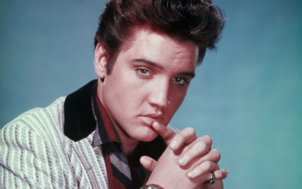 """Hound Dog"" by Elvis Presley—The original song was released in 1952 by Willie Mae ""Big Mama"" Thornton. It's been covered hundreds of times, but the most popular version is obviously Elvis's. (Photo: Release)"