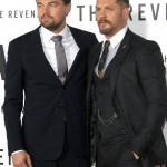 "In 2016, DiCaprio and Hardy wagered a tattoo over whether or not Hardy would be nominated for an Oscar for his role in ""The Revenant."" (Photo: WENN)"
