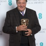 Stephen Fry has hosted the ceremony 12 times since 2001. (Photo: WENN)