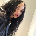 She's got a cool stage name. Her real name is Tahliah Debrett Barnett, but FKA Twigs is way catchier! (Photo: Instagram)