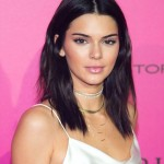 Velvet, lace, pearl, embellished—any kind of choker! You can even layer them, like Kendall Jenner did in this picture. (Photo: WENN)