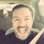 """The only reason I work out is so I can eat more cheese"" – Ricky Gervais. (Photo: Instagram)"