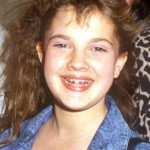 """PS I have a beauty company Hahahahaha,"" Drew Barrymore joked about this photo of her 12-year-old self. (Photo: Instagram)"