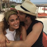 "Ian Somerhalder said to Nikki Reed on the day of their anniversary: ""Thank you for being my best friend the hardest-working, kindest, most patient and most talented woman I've ever known."" (Photo: Instagram)"