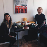 Ed and Cherry have been dating since 2015. (Photo: Instagram)