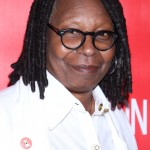 Whoopi Goldberg rocking her iconic locks at the gran opening of the SAG-AFTRA Foundations Robin Williams Center. (Photo: WENN)