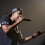 """That happens,"" Jay admitted about there being tension with West in an interview The New York Times. (Photo: WENN)"