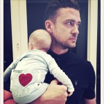 Because he is a wonderful dad. Every time we see a snap of JT with his adorable son, our hearts melt! (Photo: Instagram)