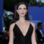 "Rebecca Hall was the first star of ""A Rainy Day In New York"" to announce that she would donate her entire salary to the #TimesUp initiative. (Photo: WENN)"
