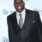 Los Angeles Lakers former star Magic Johnson has nothing to do with California! He was in fact born in the capital of the state of Michigan, the city of Lansing. (Photo: WENN)