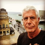 """You have to be a romantic to invest yourself, your money, and your time in cheese.""— Anthony Bourdain. (Photo: Instagram)"