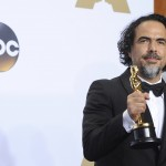 "Alejandro González Iñárritu won the award for Best Director for his movie ""The Revenant"". (Photo: WENN)"