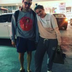 Dunham and Antonoff met in 2012 on a blind date. (Photo: Instagram)