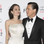 Brad Pitt and Angelina Jolie were married for 2 years. (Photo: WENN)