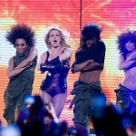 """In the summer of 2017, Britney took """"Piece of Me"""" to cities in Asia and Israel. (Photo: WENN)"""