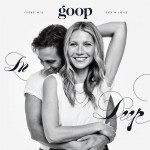 "Gwyneth recently announced her engagement to producer Ben Falchuck on the cover of ""The Goop"". (Photo: Instagram)"