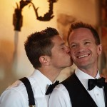 """Thanks, David, for choosing me. For challenging me. For creating a family with me. For being a safe space that I can call home. And for your bountiful love,"" Neil Patrick Harris said to his husband David Burtka. (Photo: Instagram)"