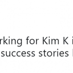 A very inspiring success story, indeed. (Photo: Twitter)