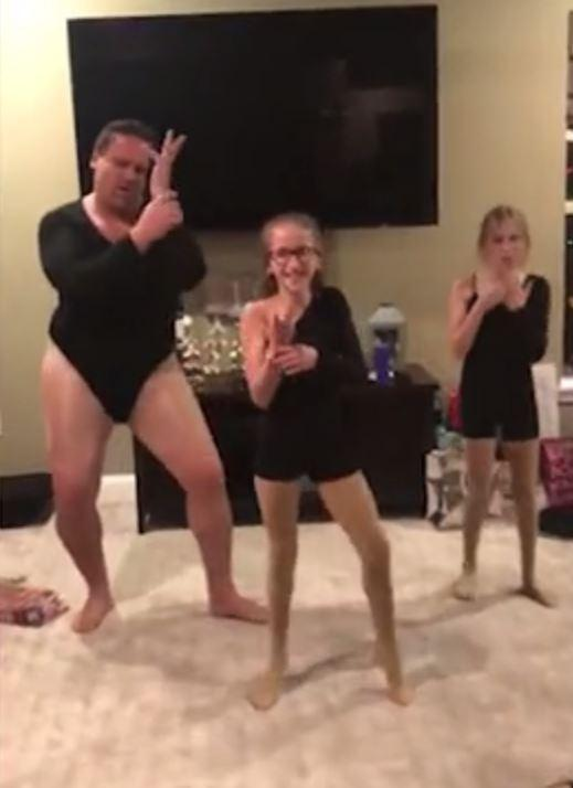 The hysterical video has quickly turned Steve into a viral sensation—and for good reasons! (Photo: Facebook)