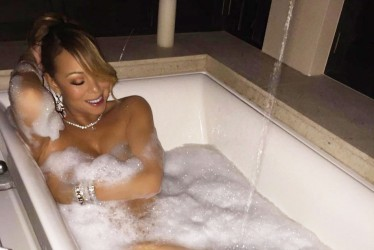 Happy National Bubble Bath Day! 20 Celebrities Soaking In The Tub