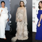 Need some maternity style inspiration? These 15 celebrities will teach you how pregnancy fashion is done! (Photos: WENN)