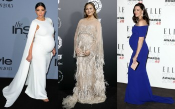 Stylish Pregnant Celebs: 15 Of The Best Maternity Looks On The Red Carpet