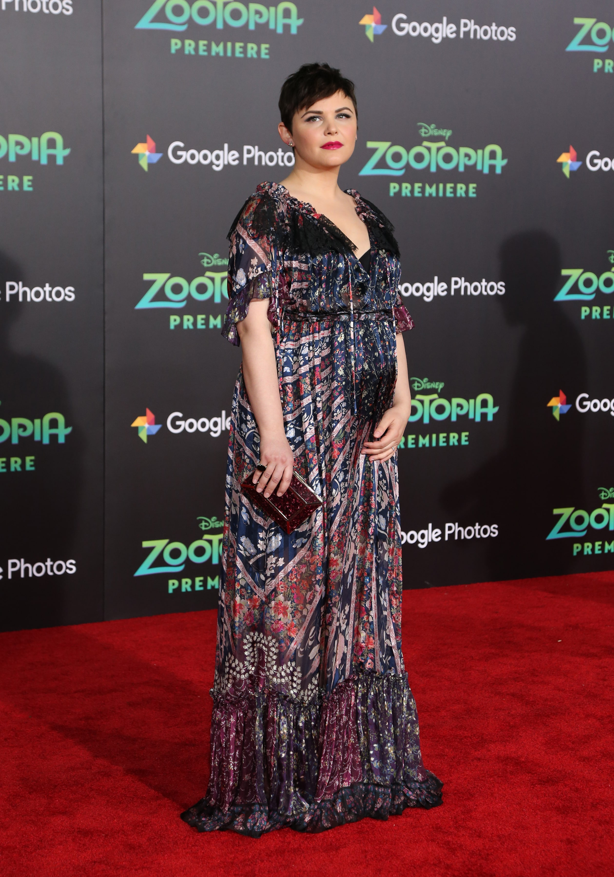 613ce0f9033 Need some maternity style inspiration  These 15 celebrities will teach you  how pregnancy fashion is