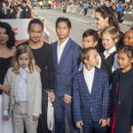 "The Jolie-Pitt children—While Angelina has said she ""won't make them Hollywood stars"", four of her six children, Pax, Zahara, Shiloh, and Knox have already launched their acting careers joining Jolie on-screen in Kung Fu Panda 3, lending their voices. (Photo: WENN)"