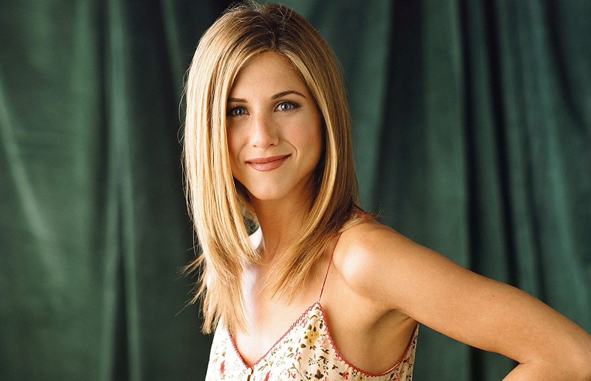 In honor of Jennifer Aniston's 49 birthday, here's a look back at some of the best moments of the best character of the best show in TV history! (Photo: Release)