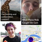 """[Snapchat] will adapt to you and get smarter over time […] the more that you use it,"" they continued, wiping out all hope that the app's design will go back to the original. (Photo: Snapchat)"